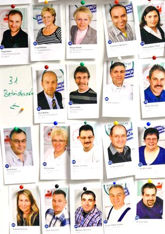 Betriebsratswahl, Betriebsratszeitung, B. Braun Melsungen AG, bbraun.de