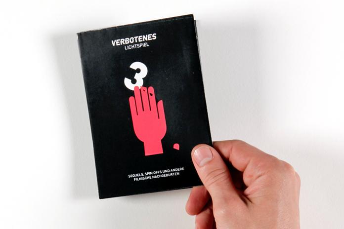 Verbotenes Lichtspiel 2010 – Plakat/Flyer, Kiel, Kino, Film