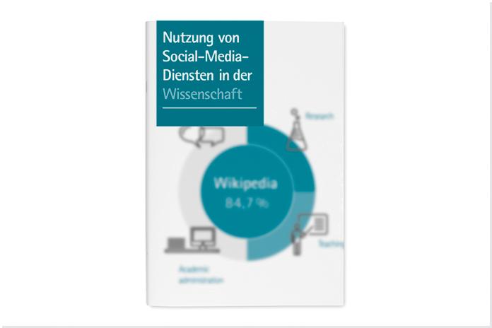 Infografiken zu Social-Media-Diensten in der Wissenschaft