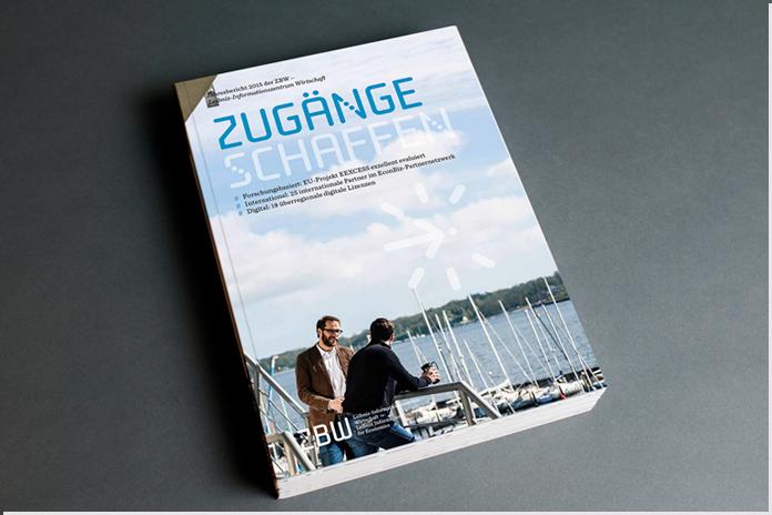 Geschäftsbericht, Kiel, Design, Werbung, FORMGUT
