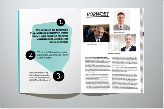 """ZBW – Wegweiser """"Auffinden-Zitieren-Dokumentieren"""""""