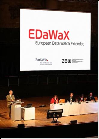 Corporate Design, edawax Kooperationsprojekt, ZBW Kiel
