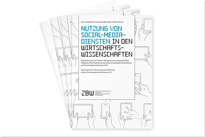 ZBW-Studie zum Nutzungsverhalten von Social-Media-Diensten